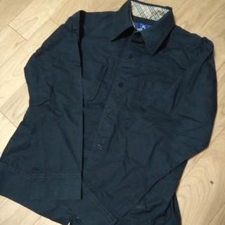 バーバリーブルーレーベル(BURBERRY BLUE LABEL)のBURBERRY ジャケットシャツ(テーラードジャケット)