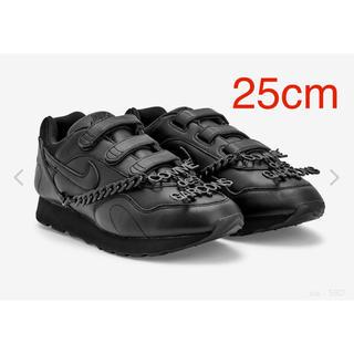 コムデギャルソン(COMME des GARCONS)のComme des Garçons X Nike コラボスニーカー(スニーカー)