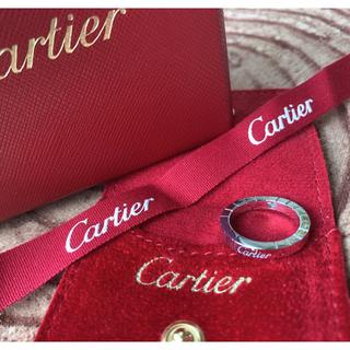 カルティエ(Cartier)の新品未使用品‼︎  Cartier カルティエ ラニエールリング(リング(指輪))