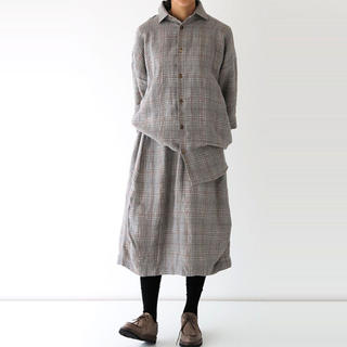 ヴェリテクール(Veritecoeur)の新品 ヴェリテクール  VC-2012 Glen Check Shirts(シャツ/ブラウス(長袖/七分))