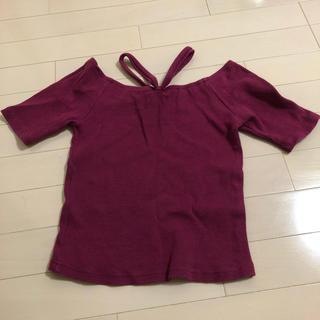 エモダ(EMODA)のEMODA トップス 半袖(Tシャツ(半袖/袖なし))