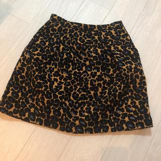 ルカ(LUCA)のluca スカート(ミニスカート)