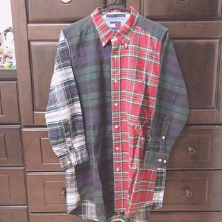 トミーヒルフィガー(TOMMY HILFIGER)のTOMMYHILLFIGER シャツ (Tシャツ(長袖/七分))