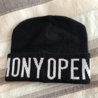 オープニングセレモニー(OPENING CEREMONY)のOpening Ceremony ニット帽(ニット帽/ビーニー)