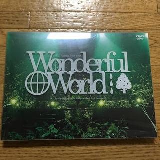 ゆず ライブDVD【Wonderful Would 】(ミュージック)