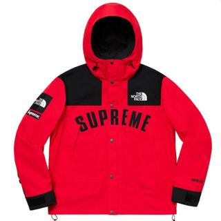 シュプリーム(Supreme)のSupreme arc logo mountain jacket M(マウンテンパーカー)