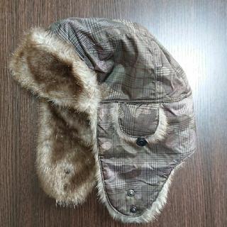 ギャップキッズ(GAP Kids)のGAPキッズ54〜56cm防寒パイロット帽子(帽子)