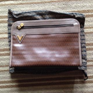 マリオバレンチノ(MARIO VALENTINO)のMARIOVALENTINO マリオバレンチノ 男女兼用 セカンドバッグ 正規品(セカンドバッグ/クラッチバッグ)