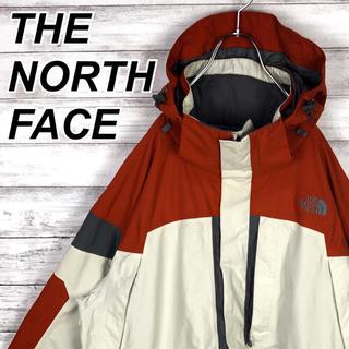 ザノースフェイス(THE NORTH FACE)のノースフェイス 90s ナイロン パーカー マウンテンジャケット ビッグサイズ (マウンテンパーカー)