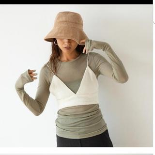 シールームリン(SeaRoomlynn)のSeaRoomlynn  エアリーFitロングTシャツ(Tシャツ(長袖/七分))
