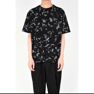 ラッドミュージシャン(LAD MUSICIAN)の18ss BIG T-SHIRT  44 グレー 新品(Tシャツ/カットソー(半袖/袖なし))