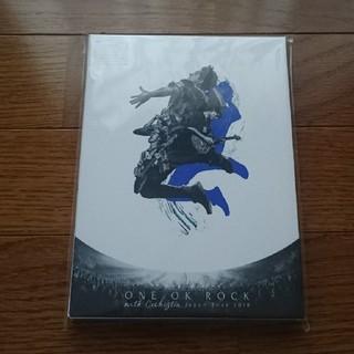 ワンオクロック(ONE OK ROCK)のONE OK ROCK ライブDVD 2018(ミュージック)