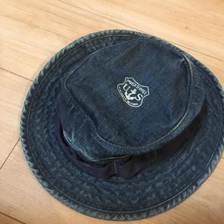 デニムダンガリー(DENIM DUNGAREE)のデニムアンドダンガリー 44㎝ デニムハット(帽子)