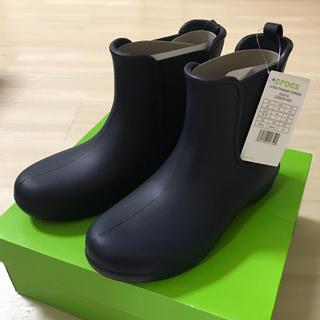 crocs - 【新品】クロックス フリーセイル チェルシー ブーツ ウィメン