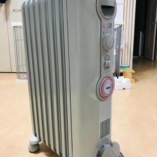 デロンギ(DeLonghi)の新品未使用!半額!30000円→14999円!デロンギ オイルヒーター(オイルヒーター)