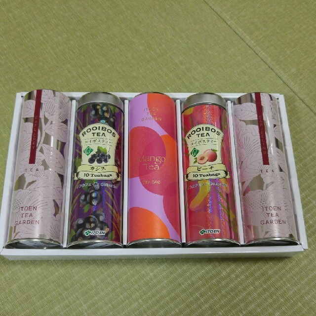伊藤園(イトウエン)のお値下げ 紅茶 ティーバック 伊藤園 食品/飲料/酒の飲料(茶)の商品写真