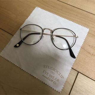 スタディオクリップ(STUDIO CLIP)の伊達メガネ(サングラス/メガネ)