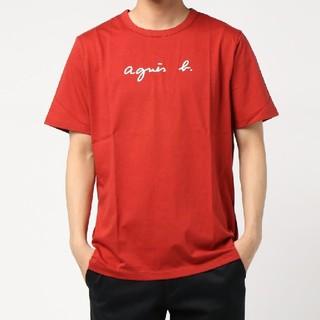 アニエスベー(agnes b.)の値下げ アニエスベー ロゴTシャツ(Tシャツ/カットソー(半袖/袖なし))