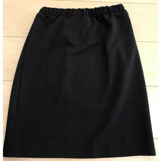 サルース(salus)のタイトスカート(ひざ丈スカート)
