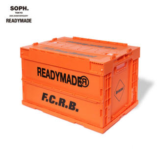 エフシーアールビー(F.C.R.B.)の FCRB X READYMADE FOLDABLE CONTAINER(ケース/ボックス)