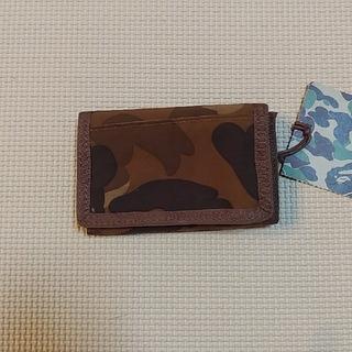アベイシングエイプ(A BATHING APE)のAPE  財布(折り財布)