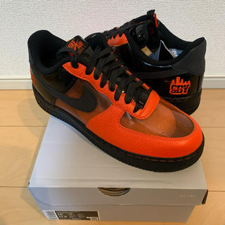 ナイキ(NIKE)のnike air force 1 halloween shibuya 28cm(スニーカー)