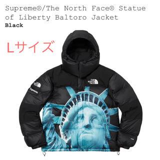 シュプリーム(Supreme)のSupreme x North face Baltoro Jacket Lサイズ(ダウンジャケット)