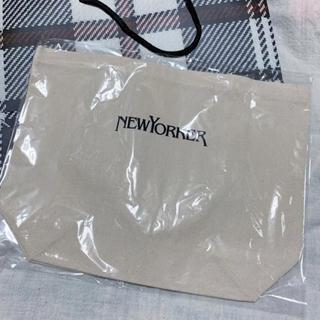 ニューヨーカー(NEWYORKER)のニューヨーカー ノベリティ  トートバッグ(トートバッグ)
