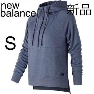 ニューバランス(New Balance)のnewbalance パーカー トレーナー トップス カジュアル ファスナー(パーカー)