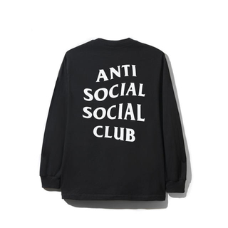 アンチ(ANTI)のanti social social club / Crewneck Mサイズ(スウェット)