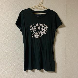 デニムアンドサプライラルフローレン(Denim & Supply Ralph Lauren)のLALPH LAUREN  DENIM &SUPPLYのロゴTシャツ(Tシャツ(半袖/袖なし))