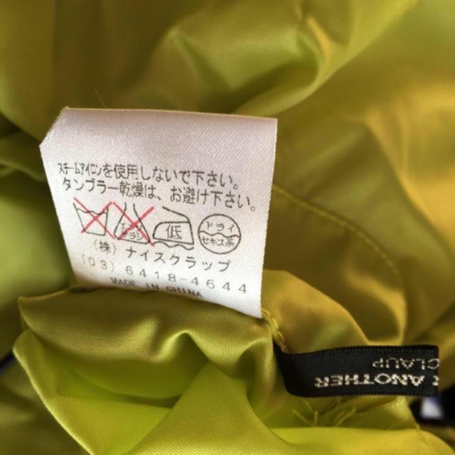 one after another NICE CLAUP(ワンアフターアナザーナイスクラップ)のナイスクラップ アウター レディースのジャケット/アウター(ブルゾン)の商品写真