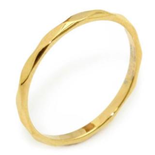 リング3号 ゴールド レディース(リング(指輪))