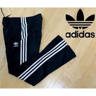 アディダス(adidas)のadidas パンツ レディース 黒 トレフォイル アディダス オリジナルス(ワークパンツ/カーゴパンツ)