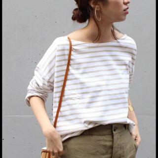 フレームワーク(FRAMeWORK)のオーチバル ボーダーT(Tシャツ(長袖/七分))