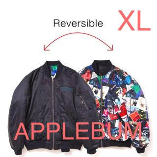 """アップルバム(APPLEBUM)のAPPLEBUM×68&Brothers MA-1 """"JAZZ""""  XL (フライトジャケット)"""
