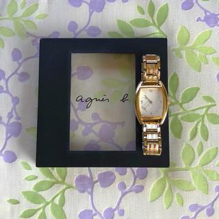 アニエスベー(agnes b.)のおちな  様  😊 アニエス・ベー  ㉗  腕時計・稼動品✨(腕時計)
