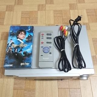シャープ(SHARP)の【nori様専用】SHARP シャープ VHS ビデオデッキ VC-HF830(その他)