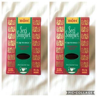 ボー(BOH)のBOH TEA☆ボーティー パッションフルーツ2箱(茶)