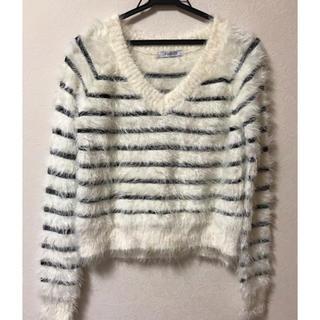 リップサービス(LIP SERVICE)のセーター(ニット/セーター)