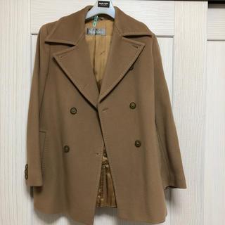 マックスマーラ(Max Mara)のMax Mara マックスマーラ Pコート ジャケットコート キャメル(ピーコート)