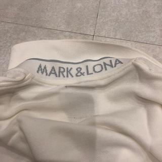 マークアンドロナ(MARK&LONA)のマークアンドロナ ポロシャツ ゴルフウェア ゴルフ パーリーゲイツ(ウエア)