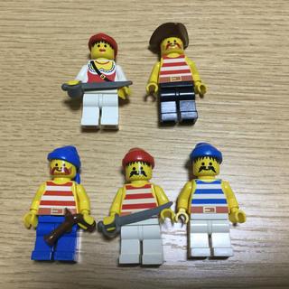 Lego - レゴ ミニフィグ フィグ パイレーツ 海賊