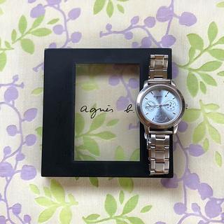 アニエスベー(agnes b.)のアニエス・ベー  ⑰   腕時計・稼動品✨(腕時計)