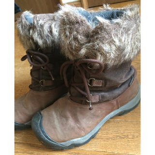 キーン(KEEN)のKEEN  レディース  ブーツ 25cm(ブーツ)