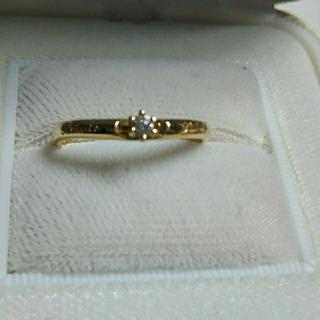 プライベートレーベル(PRIVATE LABEL)のK18ダイヤモンドリング(リング(指輪))