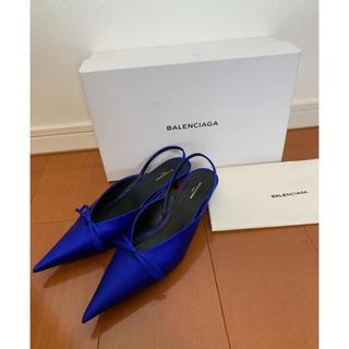 バレンシアガ(Balenciaga)の【超美品】BALENCIAGA/バレンシアガ  ナイフ ミュール  パンプス(ハイヒール/パンプス)