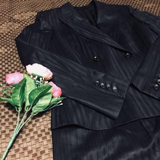 スーツカンパニー(THE SUIT COMPANY)の黒のスーツセットアップ(スーツ)