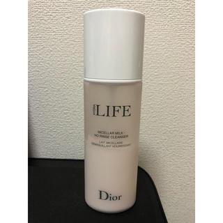 クリスチャンディオール(Christian Dior)のDior ライフクレンジングミルク(クレンジング/メイク落とし)