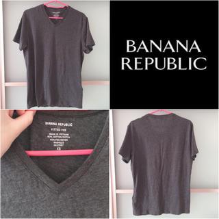 バナナリパブリック(Banana Republic)のVネックTシャツ(Tシャツ/カットソー(半袖/袖なし))